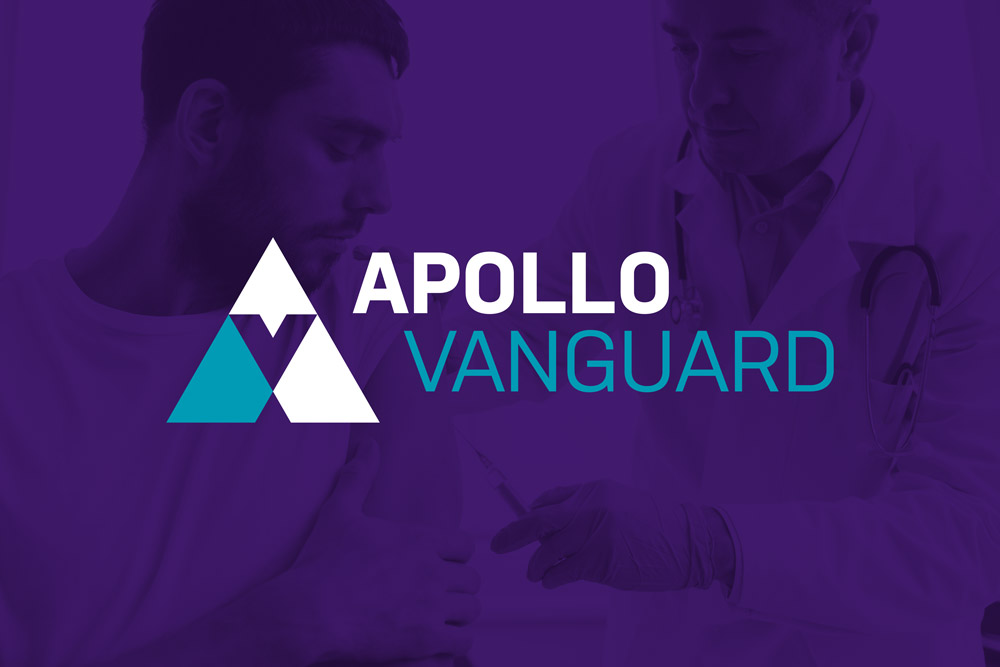Graphic Design Logo Design Branding Apollo Vanguard Logo
