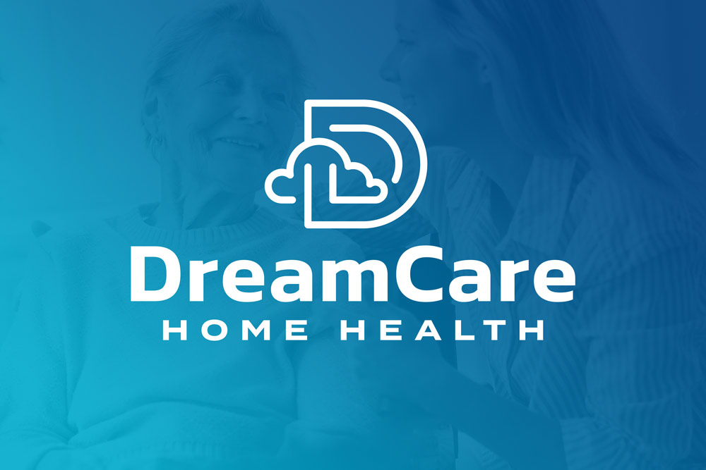 Graphic Design Logo Design Dream Care Logo
