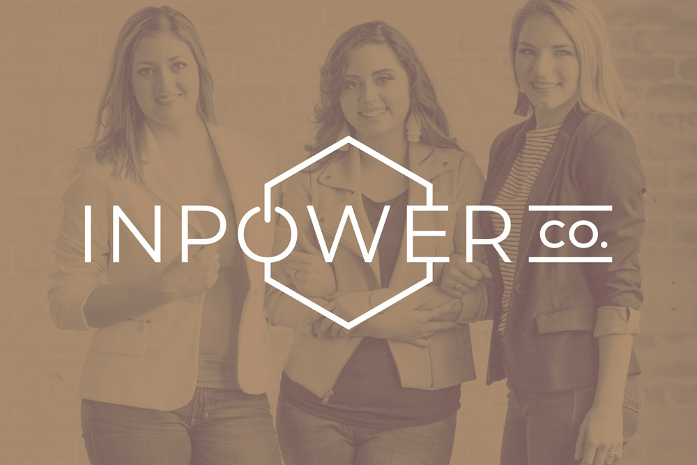 Graphic Design Logo Design Branding INpower Co Logo