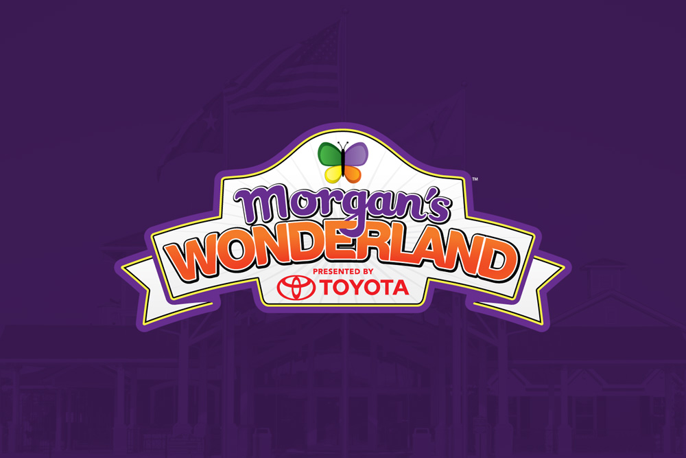 Graphic Design Logo Design Branding Morgan's Wonderland Logo
