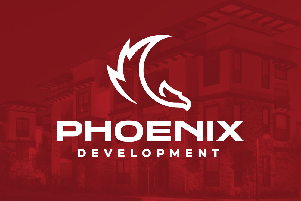 Graphic Design Logo Design Branding Phoenix Development Logo